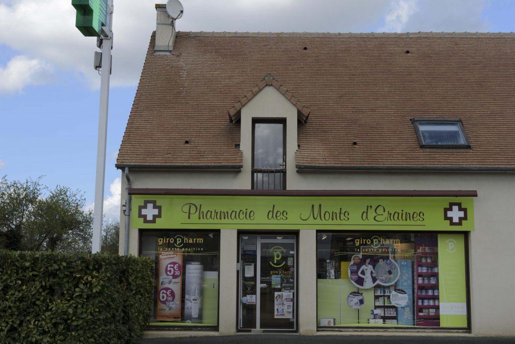Pharmacie de Morteaux-Couliboeuf