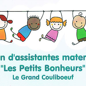MAM Les petits Bonheurs Logo