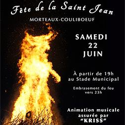 Affiche Saint Jean 2019 logo