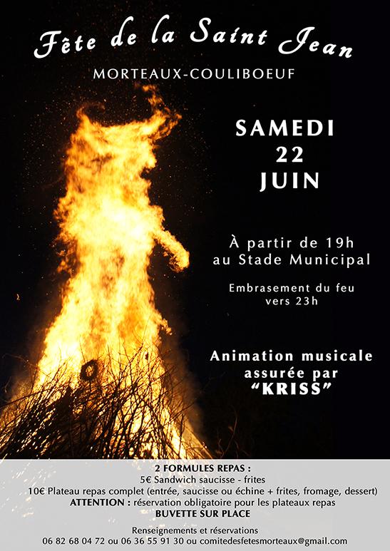 Affiche Saint Jean 2019