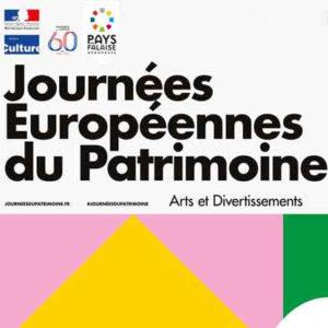 """Exposition """"Reproductions de cartes postales de Morteaux-Coulibœuf"""" @ Médiathèque"""