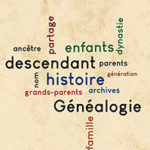 Ateliers généalogie logo