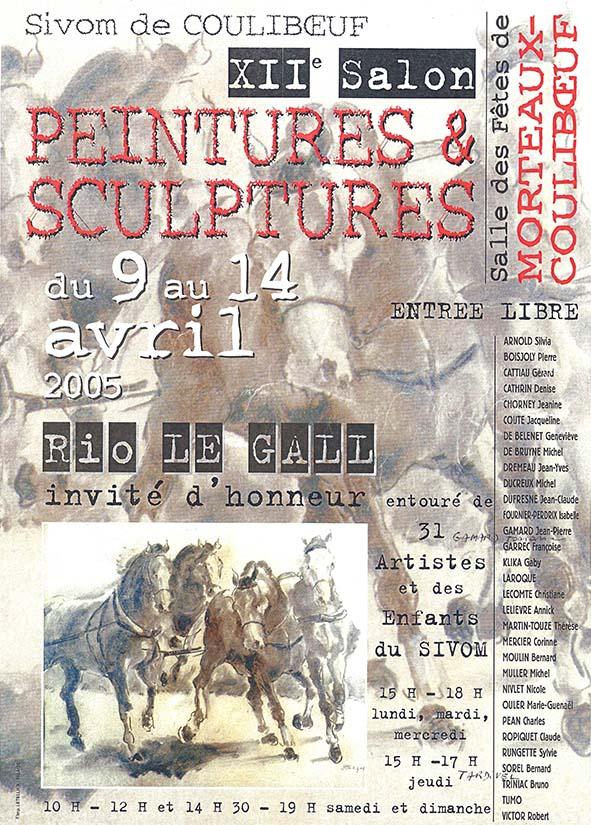 12ème salon Peintures et Sculptures
