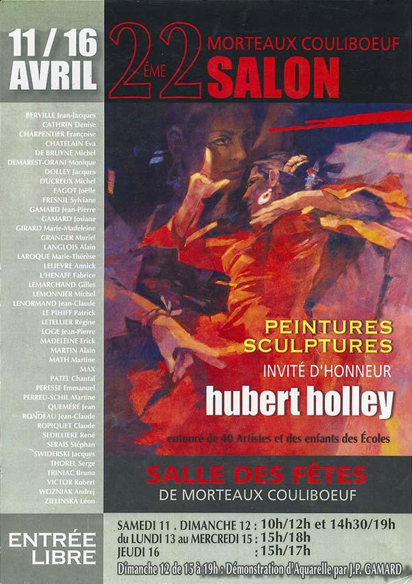 22ème salon Peintures et Sculptures