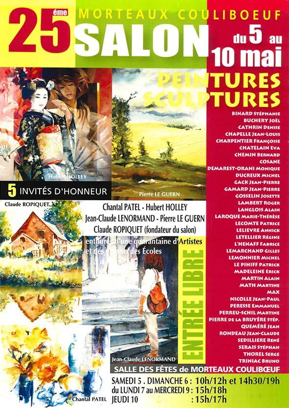 25ème salon Peintures et Sculptures