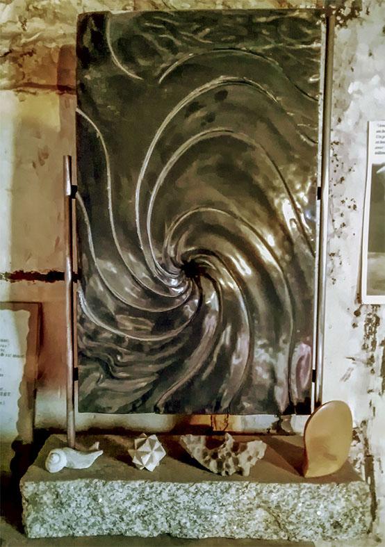 """""""Spirale"""" , Prix de vente 500 euros"""