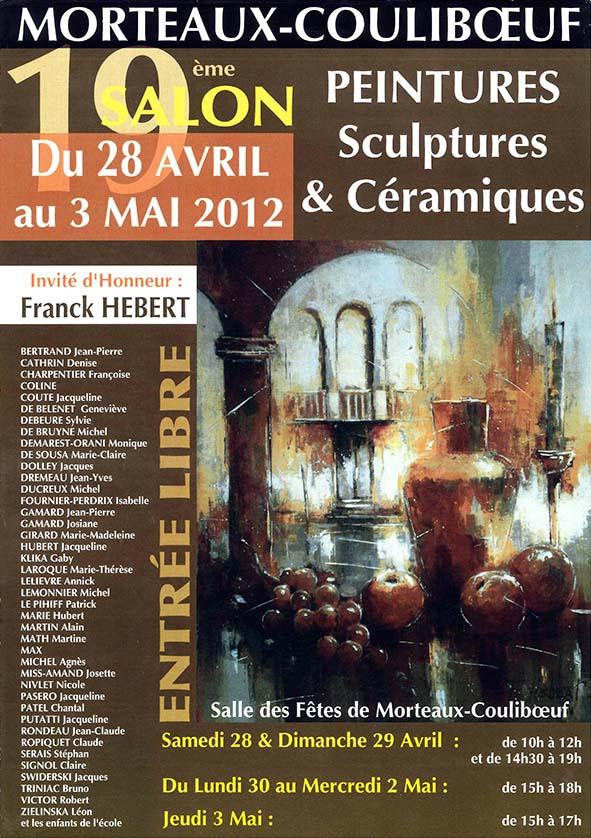 19ème salon Peintures, Sculptures et Céramiques
