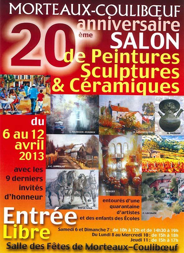 21ème salon Peintures, Sculptures et Céramiques