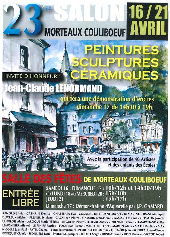 23ème salon Peintures, Sculptures et Céramiques