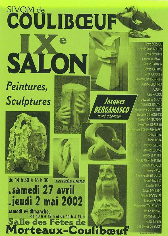 9ème salon Peintures et Sculptures