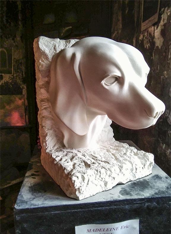 """""""Chien Beagle"""" , Prix de vente 650 euros"""