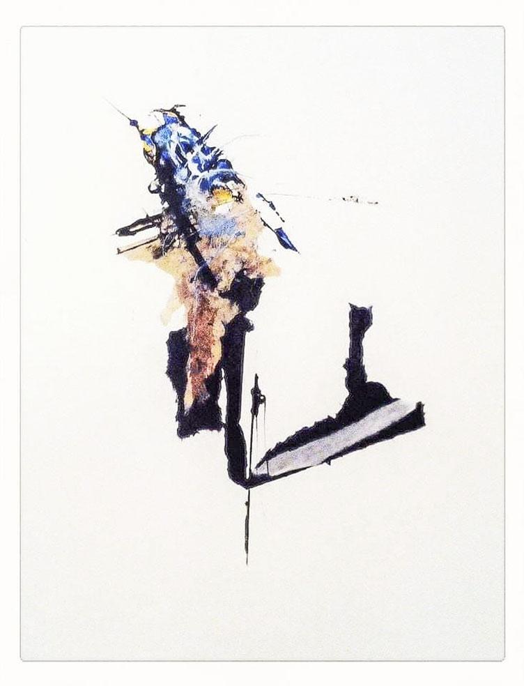 Papier 50 x 70 - Prix de vente 250 euros